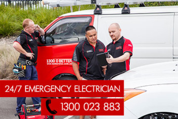 24 7 Emergency Electrician in Sydney